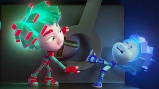 Фиксики - Пианино + Зубная щетка | Познавательные мультики для детей