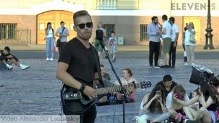 "ДУЭТ ELEVEN-S - ""Группа крови"" (Cover Виктор Цой, Кино)"