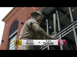 MLB 2020 Pittsburgh Pirates  St. Louis Cardinals (2/2)