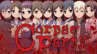 Corpse Party: Blood Covered • Стрим 1х2 • Безумие [ПРОХОЖДЕНИЕ НА РУССКОМ]