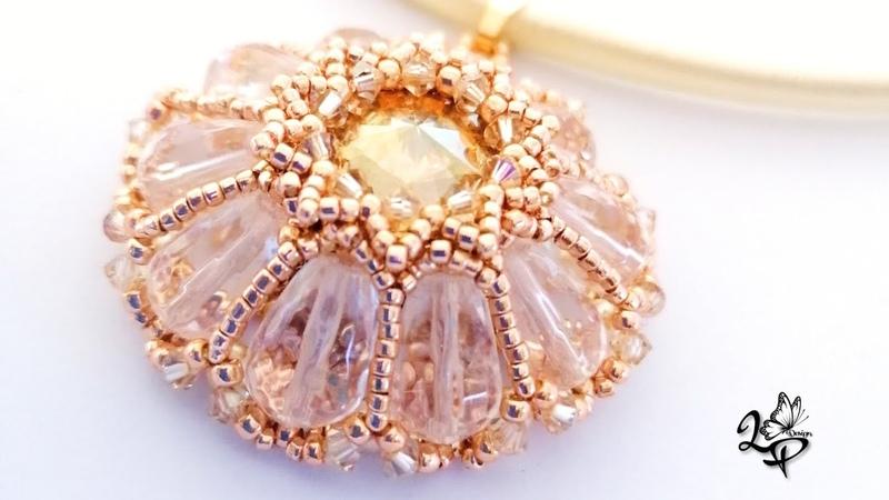 Ciondolo The Dome Sabine Lippert Perline