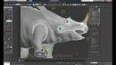 Пол Нил: Настройка мышц через модификатор Flex в 3Ds Max. Часть 2