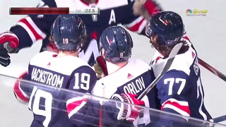 Орлов забил 6-й гол в сезоне НХЛ против Buffalo Sabres