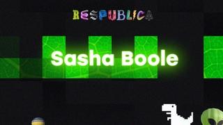 Sasha Boole на Respublica Fest 2020