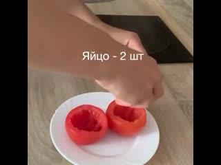 Легкий завтрак (ингредиенты в описании)