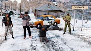 русского гея трахают в жопу