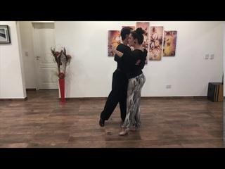 Coreografía ''De Floreo'' - por Vanesa Villalba y Facundo Piñero