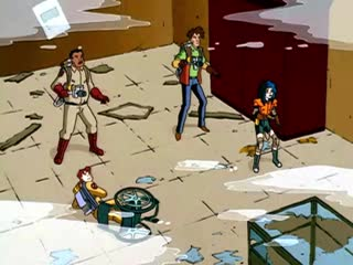Extreme Ghostbusters 26-30