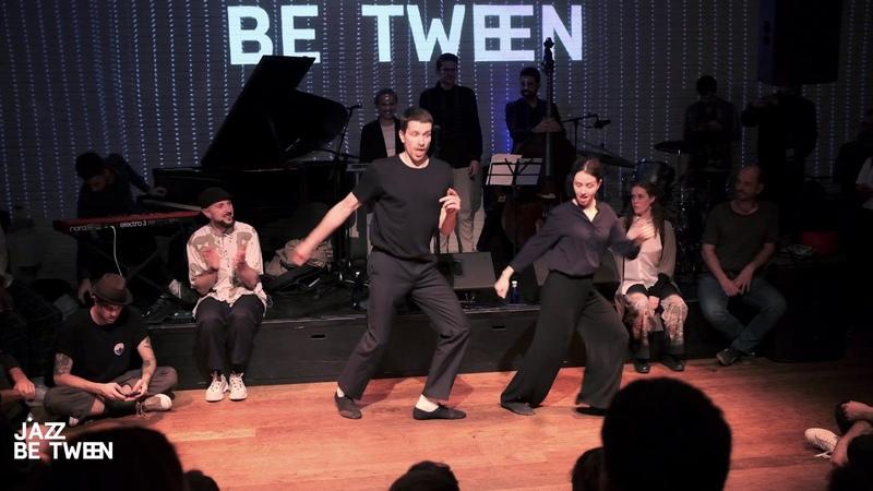 JazzBetween presents House Dance Show by Nika Skripkina Ivan Ermakov Dance Regular.
