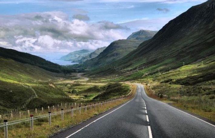 9 удивительных дорог, от которых вы ахнете от изумления, изображение №5