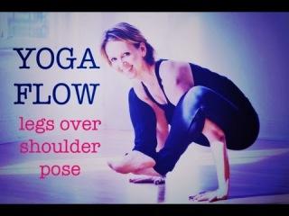 40 min Yoga Flow to Ground & Expand   Bujapidasana   the Sunday Sessions