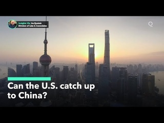 China's Lead in Covid Reopening and Foreign Investment Challenge U.S.