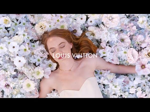 Emma Stone for Les Parfums Louis Vuitton - Coeur Battant | LOUIS VUITTON