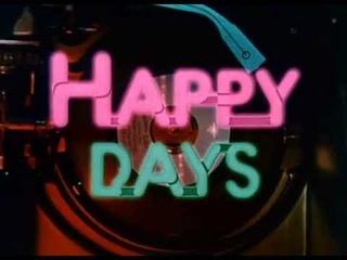 Happy Days (Intro) S3 (1976)