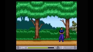 Super Nintendo Mighty Morphin Power Rangers The Movie Полное прохождение