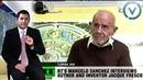 Разве это демократия Демократии не существует - Жак Фреско на канале RT - Проект Венера